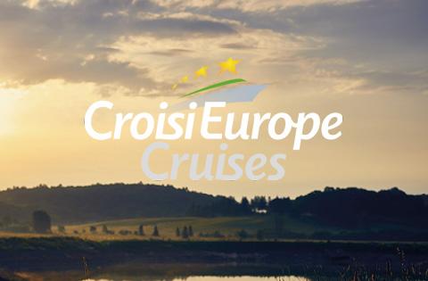 Logo de Naviera FLuvial CroisiEurope Cruises para crucros por río con Mundomar Cruceros