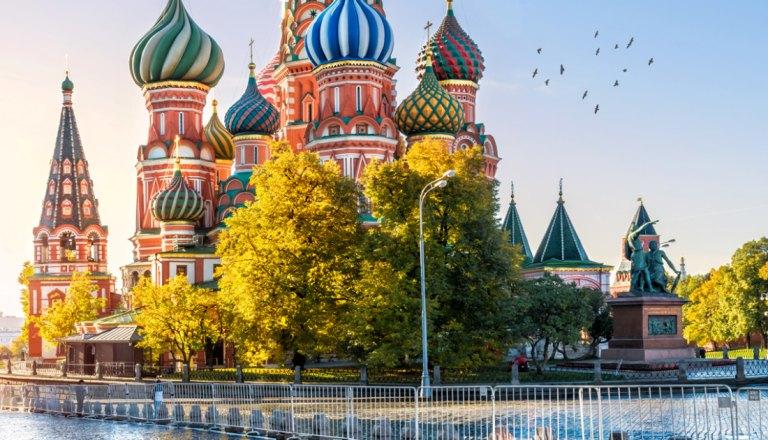 En crucero fluvial por el Volga podrá conocer Moscú